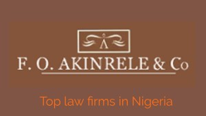 Best law firm in Lagos