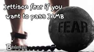 How To pass JAMB without cheating