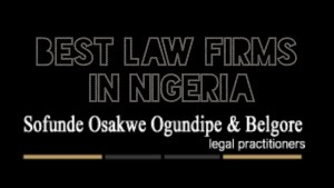 best law firms in Nigeria
