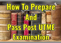 how to prepare for post UTME examination