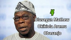 Names of Nigerian Presidents From 1960 till Date