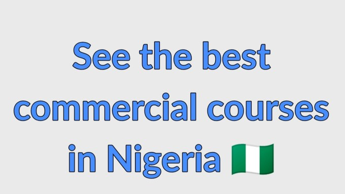 Best commercial courses to study in the university