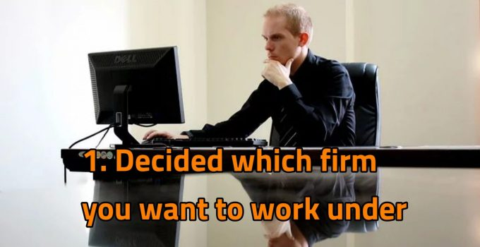 how to apply for law internship in a law firm
