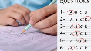 Post UTME past questions and answers for free