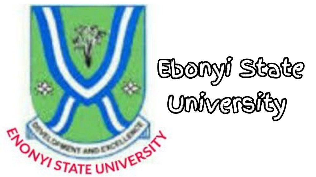 EBSU school fees for 2020/2021 academic session