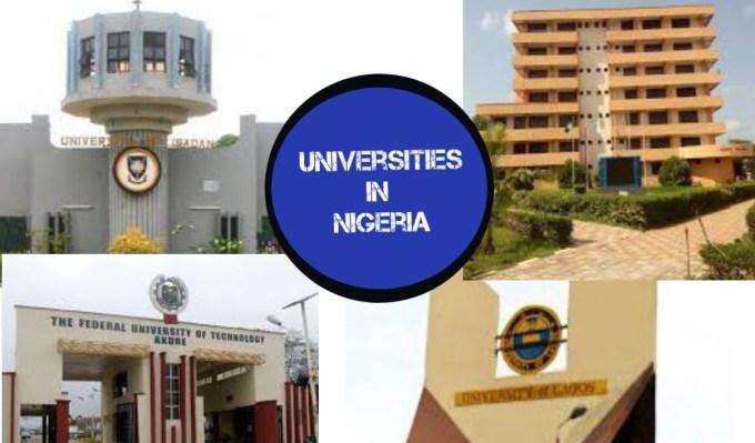 best universities to study Pharmacy in Nigeria