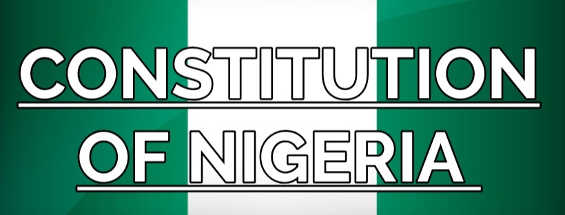 Differences between 1963 and 1979 constitution of Nigeria