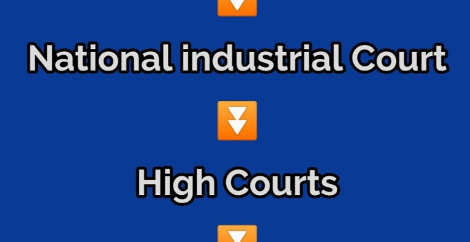 Hierarchy of courts in Nigerian legal system