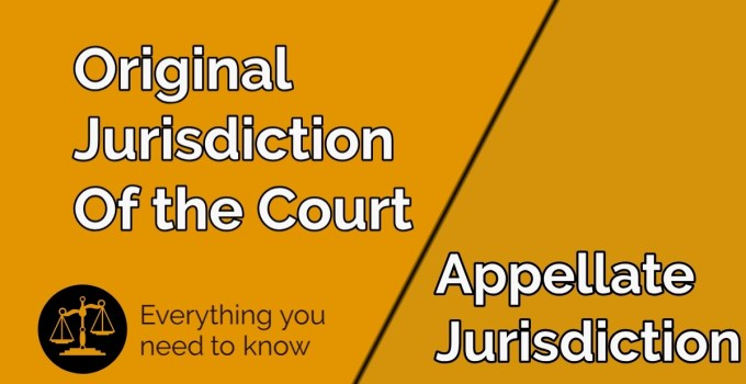 Jurisdiction of the court of appeal in Nigeria