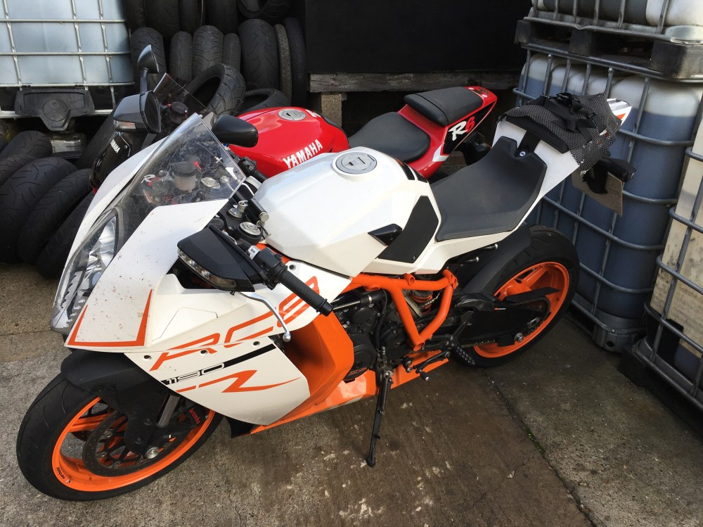 medium resolution of ktm rc8r ecu remap recheck after burnt out spark plugs cause misfire