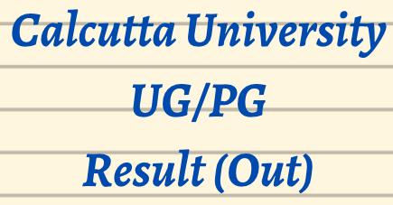 calcutta university result 2021