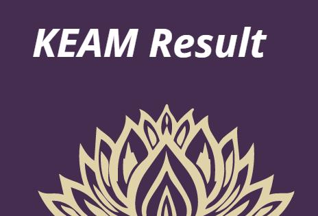 cee.kerala.gov.in KEAM Result 2021