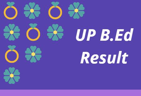 यूपी बीएड परिणाम 2021