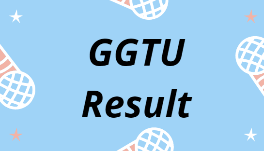 GGTU Result 2021