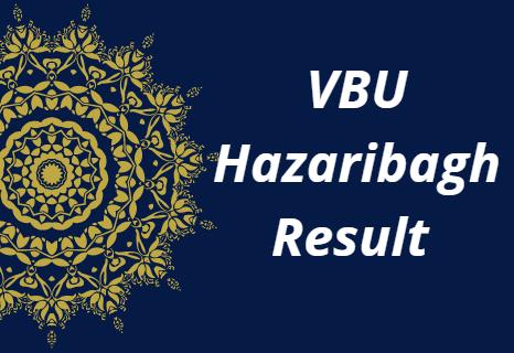VBU Result 2021