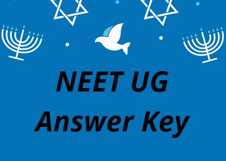 NEET UG 2021 Answer key