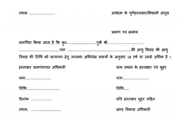 shadi anudan form