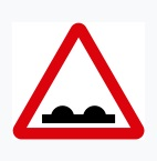 Uneven Road Sign