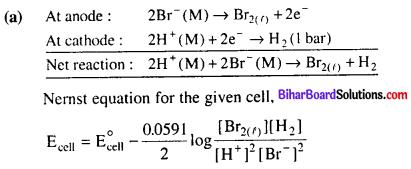 Bihar Board 12th Chemistry Objective Answers Chapter 3 Electrochemistry 5