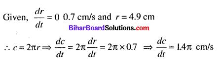 Bihar Board 12th Maths Model Question Paper 3 in English Medium - 25