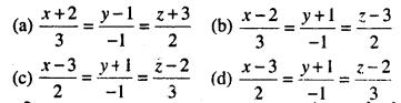 Bihar Board 12th Maths Model Question Paper 3 in Hindi MCQ Q43
