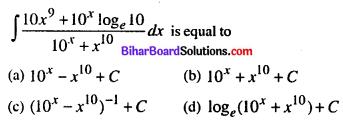Bihar Board 12th Maths VVI Objective Questions Model Set 2 in English Q16