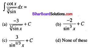 Bihar Board 12th Maths VVI Objective Questions Model Set 2 in English Q19