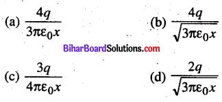 Bihar Board 12th Physics Objective Answers Chapter 2 स्थिरवैद्युत विभव तथा धारिता - 1