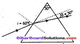 Bihar Board 12th Physics Objective Answers Chapter 9 किरण प्रकाशिकी एवं प्रकाशिक यंत्र - 18