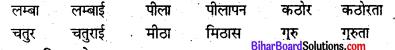 Bihar Board Class 8 Hindi व्याकरण Grammar 3