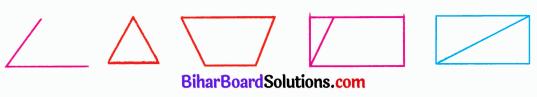 Bihar Board Class 6 Maths Solutions Chapter 5 आधारभूत ज्यामितीय जानकारियाँ Ex 5.2 Q2