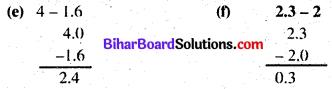 Bihar Board Class 6 Maths Solutions Chapter 8 दशमलव Ex 8.6 Q2.1