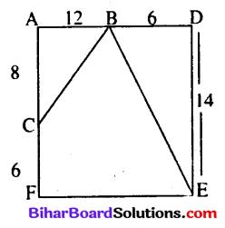 Bihar Board Class 7 Maths Solutions Chapter 15 परिमाप और क्षेत्रफल Ex 15.5 Q8