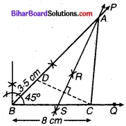 Bihar Board Class 9 Maths Solutions Chapter 11 रचनाएँ Ex 11.2