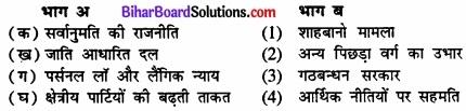 Bihar Board Class 12 Political Science Solutions chapter 9 भारतीय राजनीति एक बदलाव Part - 2 img 1