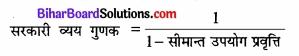 Bihar Board Class 12th Economics Solutions Chapter 5 part - 1 सरकारी बजट एवं अर्थव्यवस्था img 1