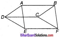Bihar Board Class 9 Maths Solutions Chapter 9 समान्तर चतुर्भुज और त्रिभुजों के क्षेत्रफल Ex 9.4 Q 3