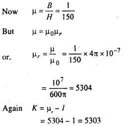 Bihar Board 12th Physics Numericals Important Questions with Solutions 41