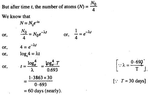 Bihar Board 12th Physics Numericals Important Questions with Solutions 43