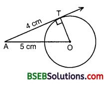 Bihar Board Class 10th Maths Solutions Chapter 10 Circles Ex 10.2 6