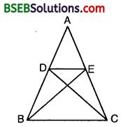 Bihar Board Class 10th Maths Solutions Chapter 6 Triangles Ex 6.3 7