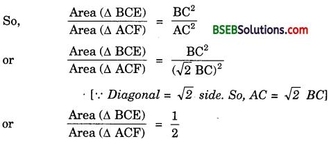 Bihar Board Class 10th Maths Solutions Chapter 6 Triangles Ex 6.4 12