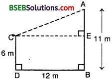 Bihar Board Class 10th Maths Solutions Chapter 6 Triangles Ex 6.5 11