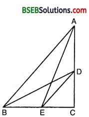 Bihar Board Class 10th Maths Solutions Chapter 6 Triangles Ex 6.5 12