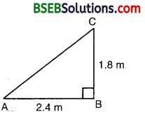 Bihar Board Class 10th Maths Solutions Chapter 6 Triangles Ex 6.6 18