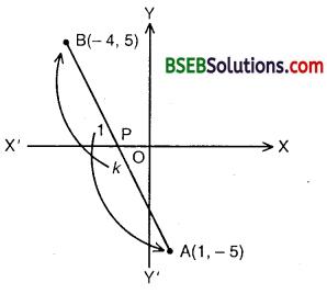 Bihar Board Class 10th Maths Solutions Chapter 7 Coordinate Geometry Ex 7.2 7