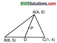 Bihar Board Class 10th Maths Solutions Chapter 7 Coordinate Geometry Ex 7.4 9