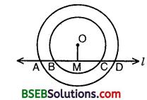 Bihar Board Class 9th Maths Solutions Chapter 10 Circles Ex 10.4 5