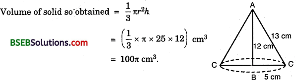 Bihar Board Class 9th Maths Solutions Chapter Bihar Board Class 9th Maths Solutions Chapter 13 Surface Areas and Volumes Ex 13.7 6