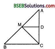 Bihar Board Class 9th Maths Solutions Chapter 8 Quadrilaterals Ex 8.2 9